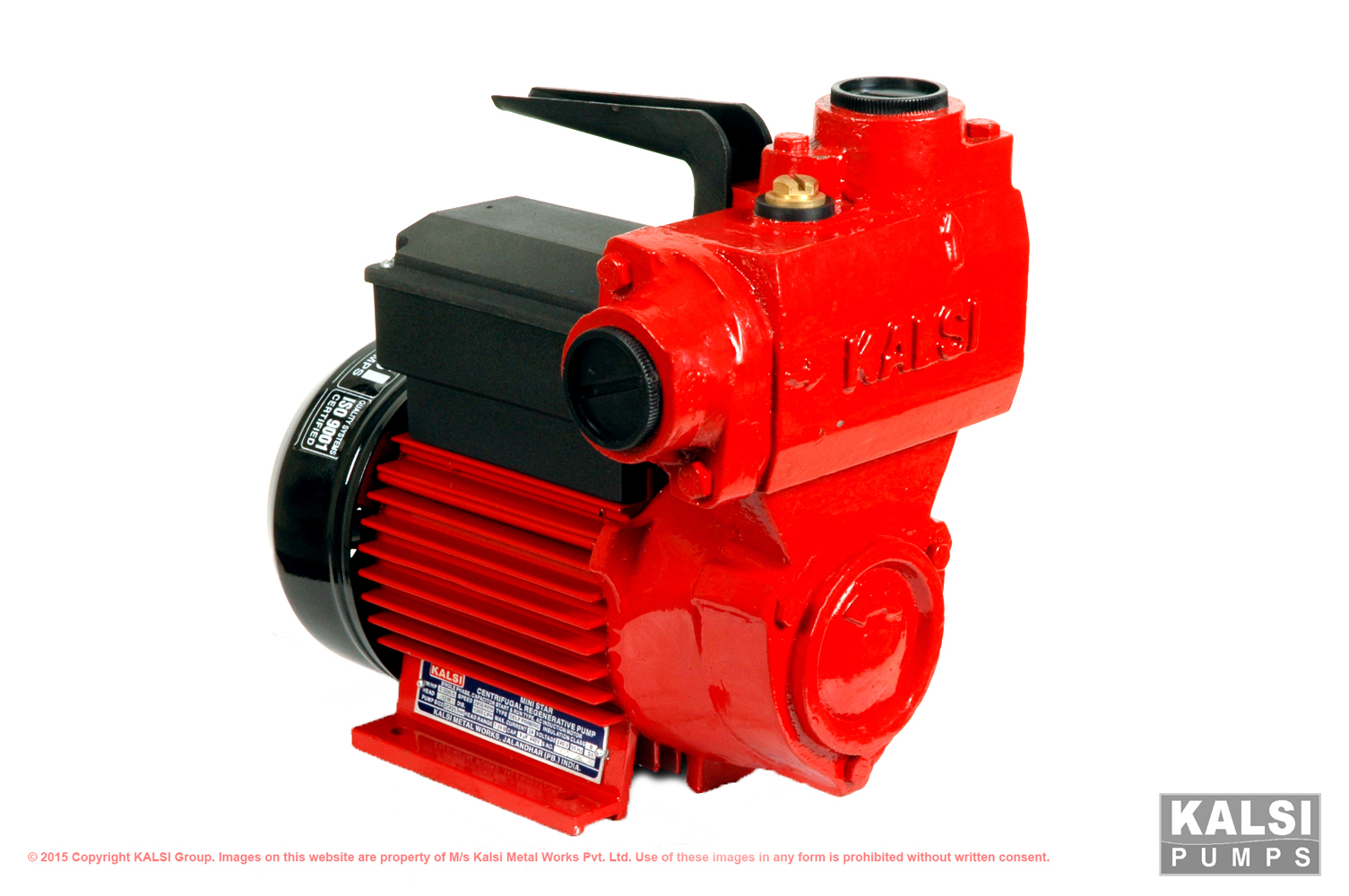 Kalsi Group Product Categories Single Phase Monoblock Pumps Water Pump Problems Mini Star Self Priming